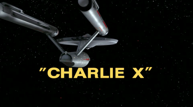 Star Trek - Charlie X - The Original Series