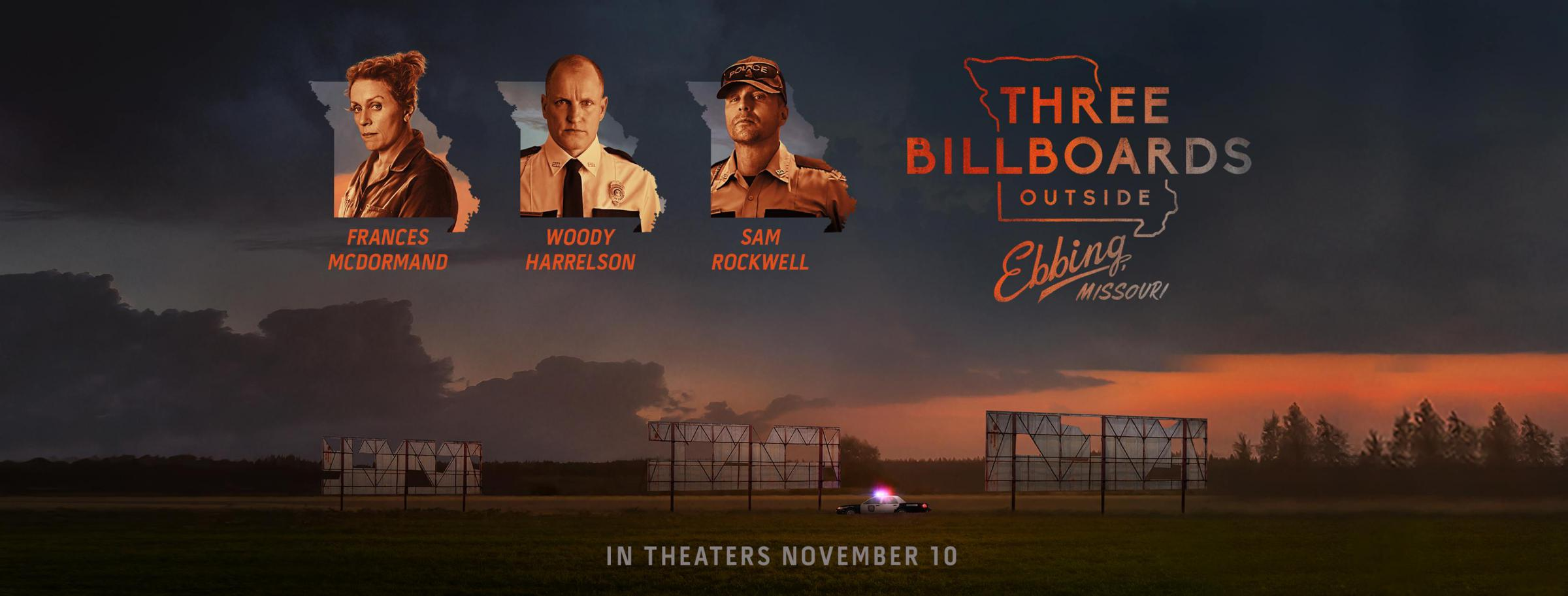 Review | Three Billboards Outside Ebbing, Missouri