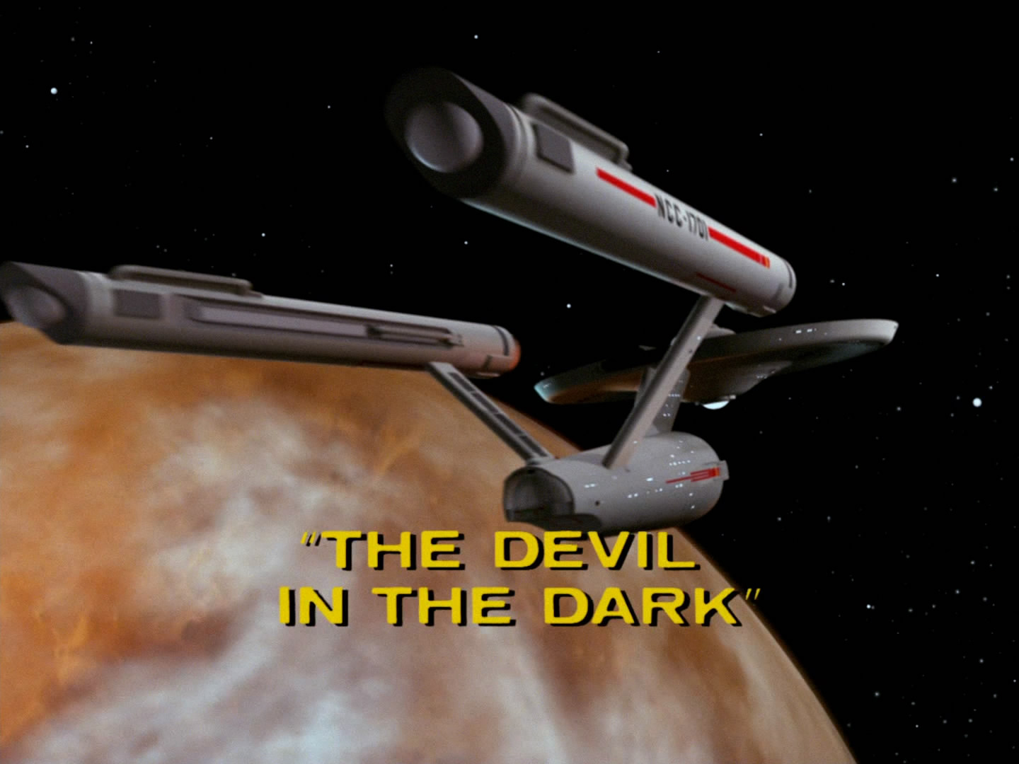 Flashback | Recap | Star Trek: The Original Series S1E25: The Devil in the Dark