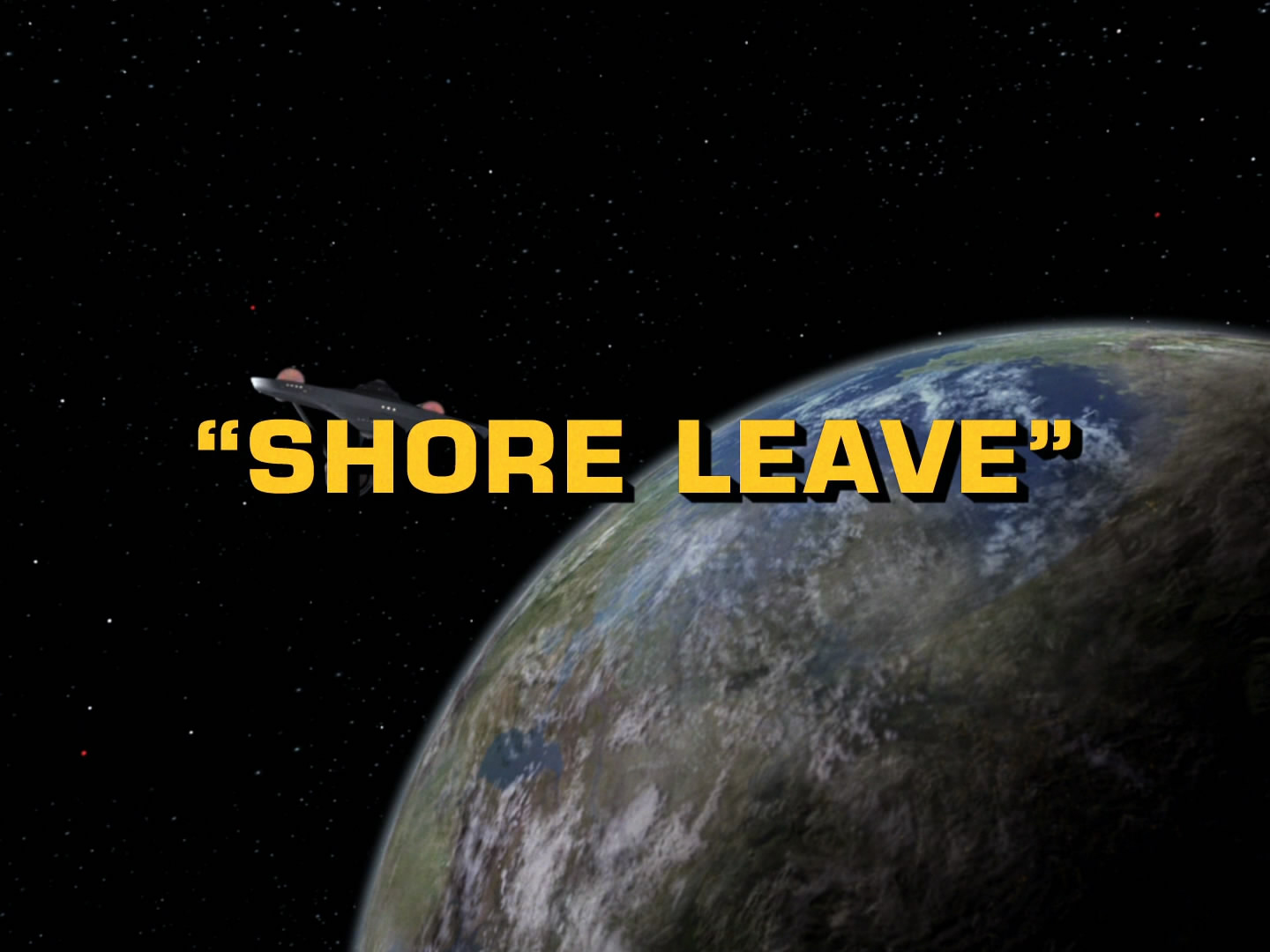 Star Trek - Shore Leave