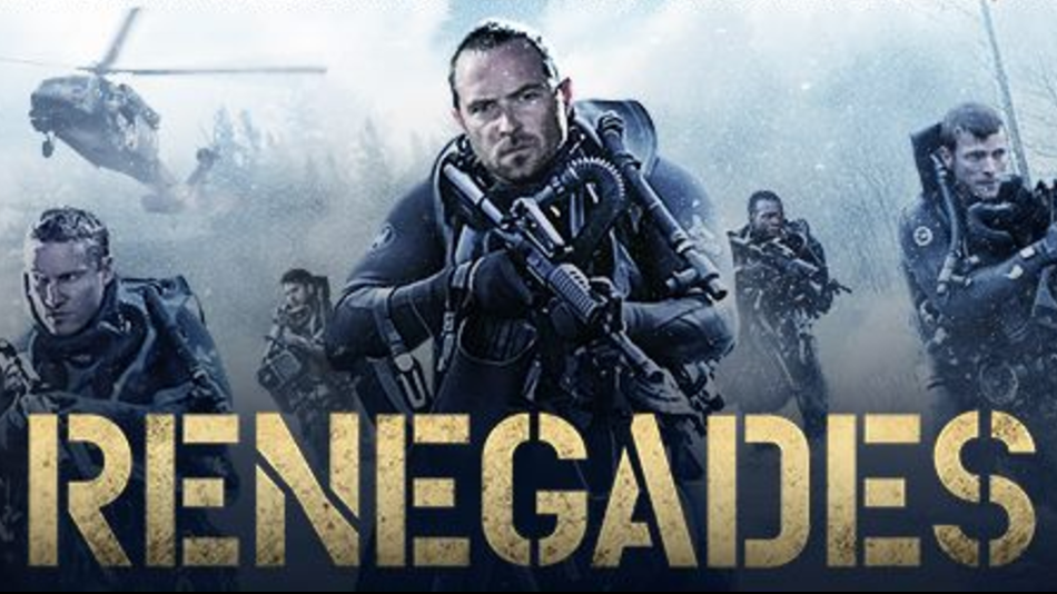 Renegades - Movie Review