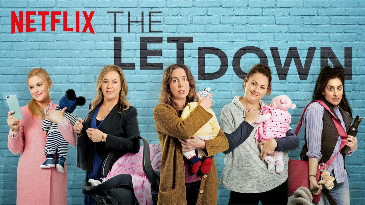 Image result for the letdown netflix