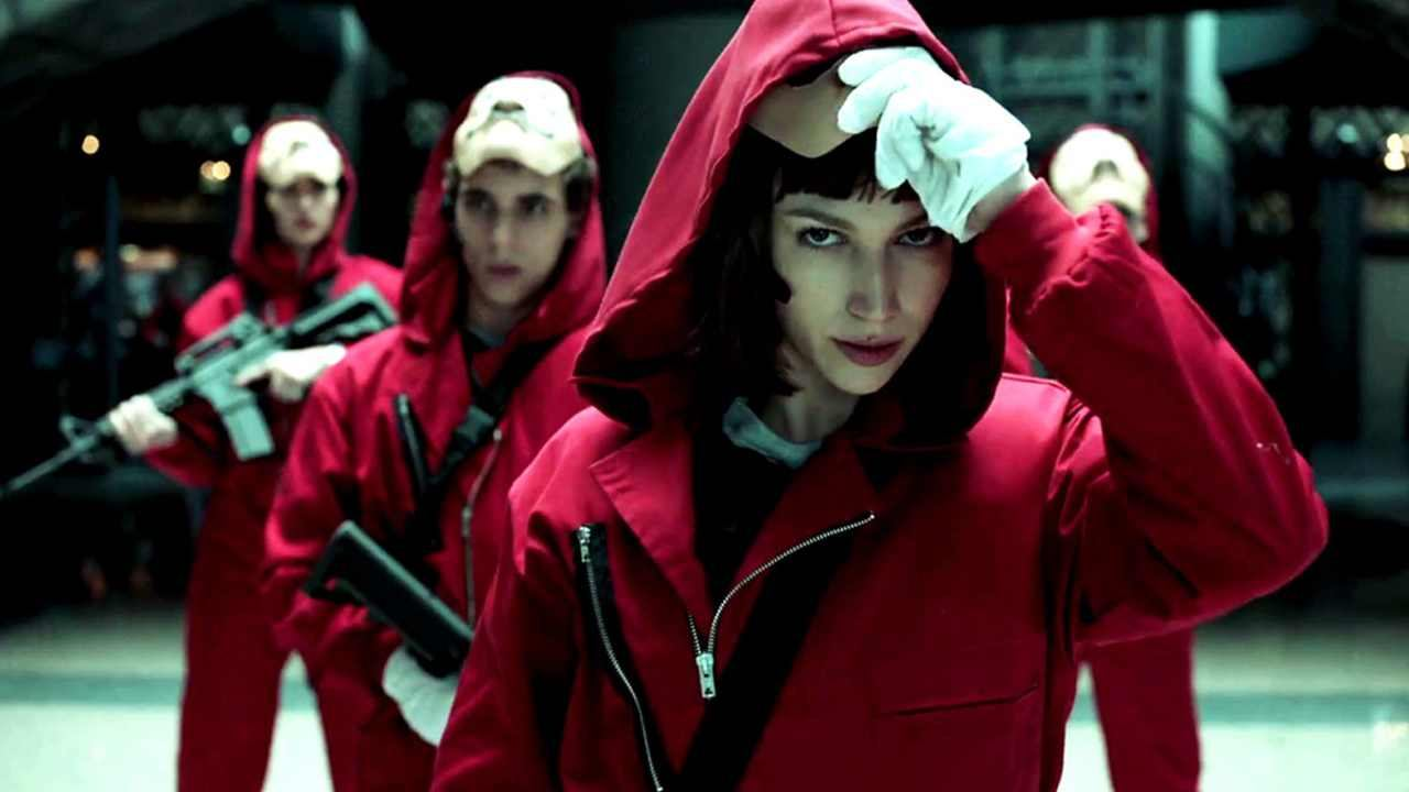 Money Heist - Netflix - Review