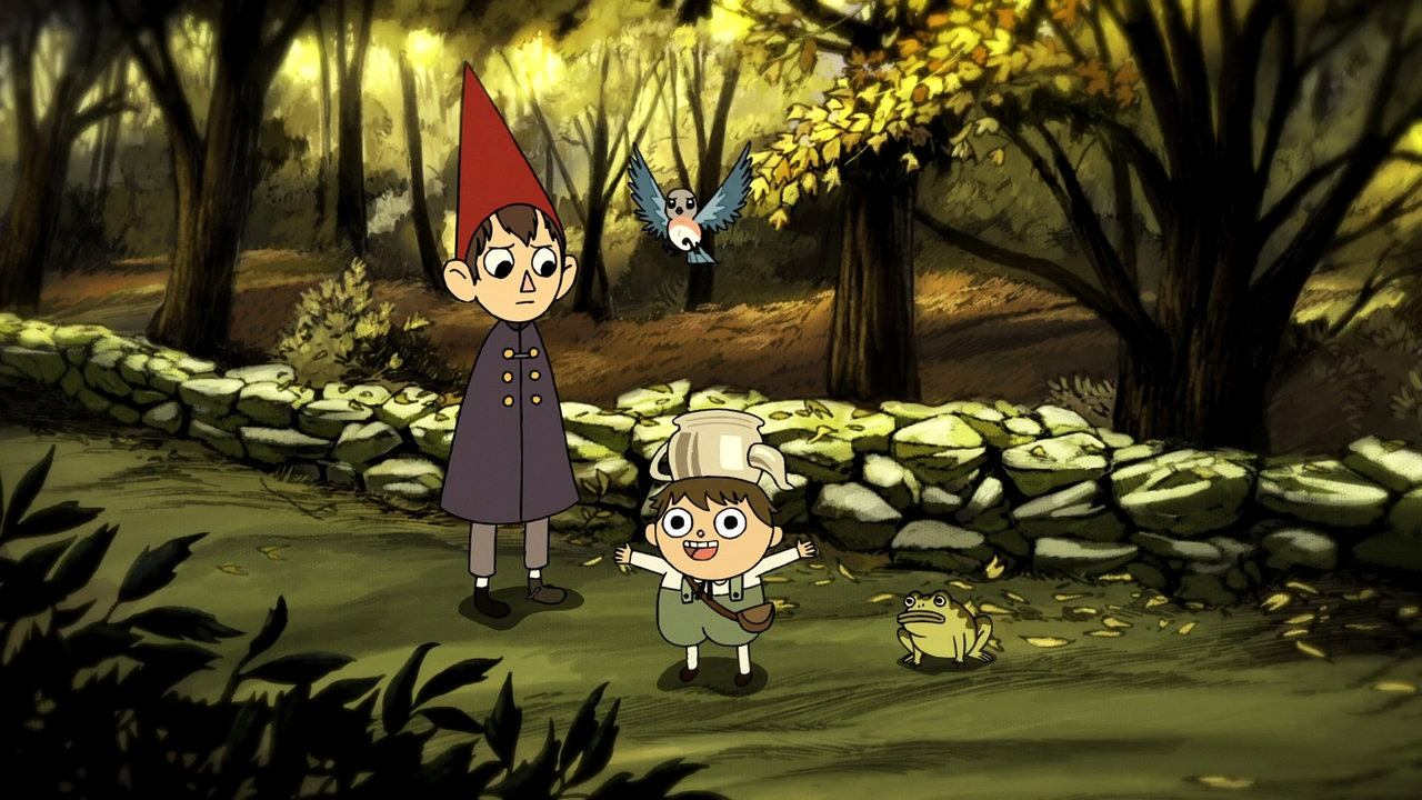Over the Garden Wall review - Brothers in Art | Ready Steady Cut