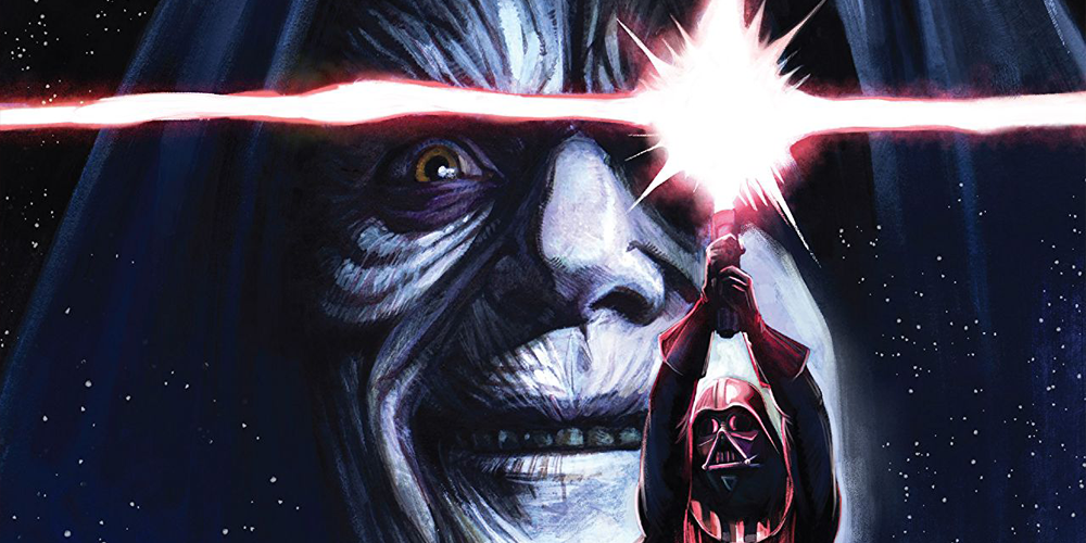 Darth Vader #19 Review