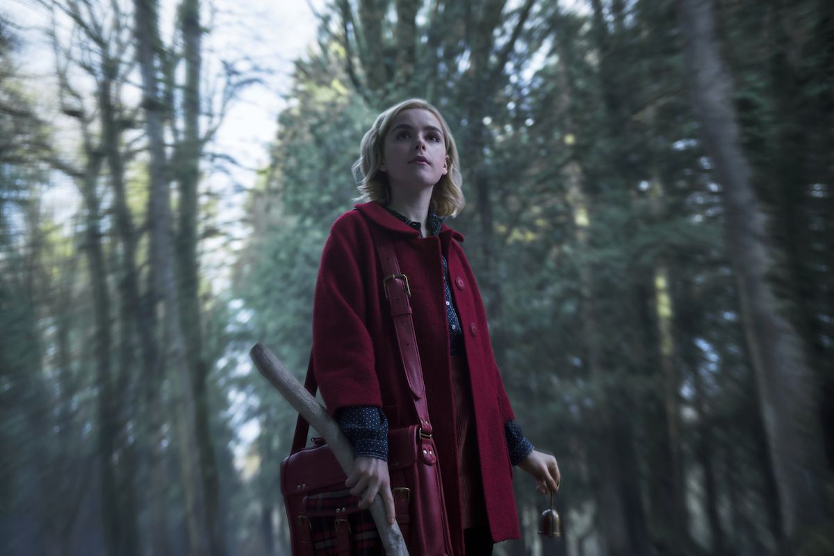 Chilling Adventures of Sabrina Episode 1 Netflix Review - October Country