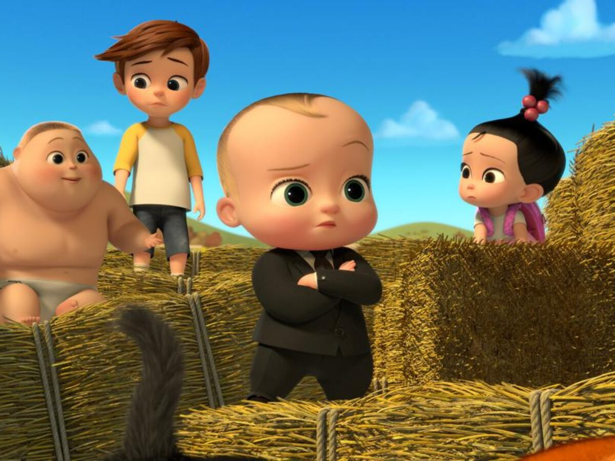 The Boss Baby Get That Baby Review An Interactive Special For The Kids